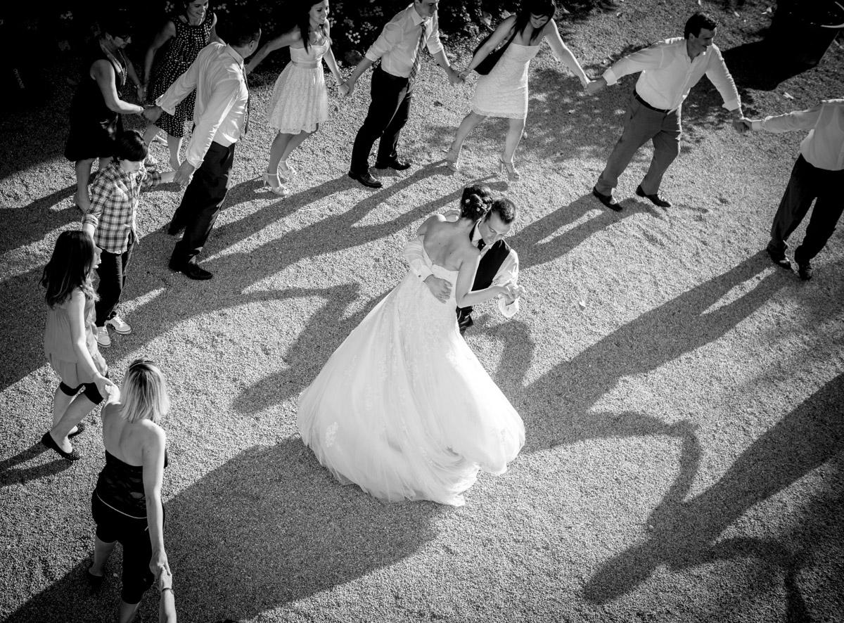 wedding toblino lake