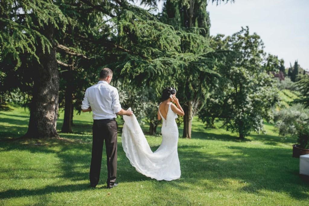 hochzeit am gardasee, wedding in villa , garda
