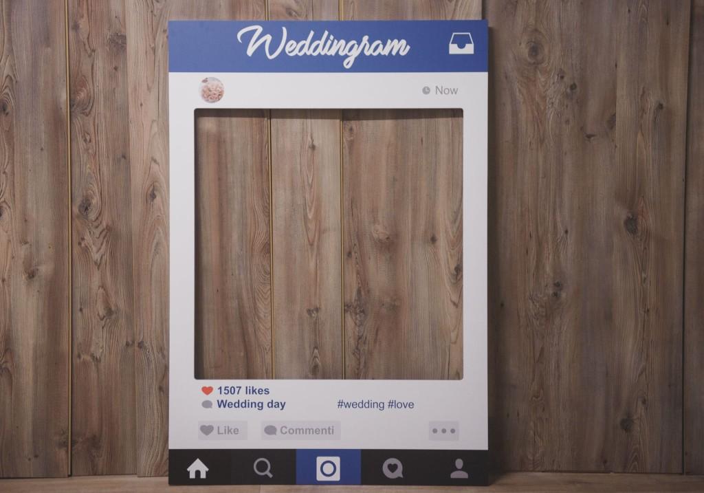 weddingram, photobooth, fotografo